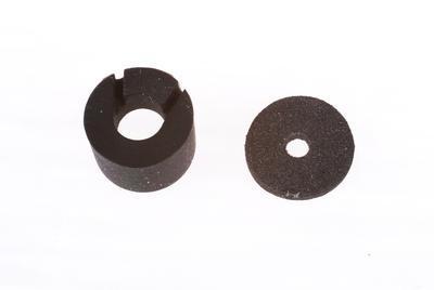 Microphone silicone insulator + foam insulator