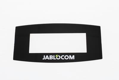 LCD lens including adhesive tape