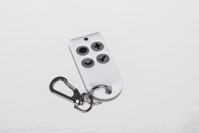 Bezdrátové dálkové ovládání (klíčenka)